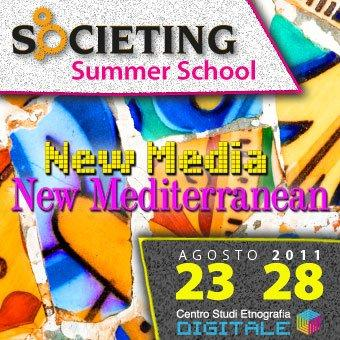 Societing Summer School: 2° edizione con Bill Emmott dal 23 al 28 agosto [EVENTO]