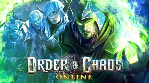 I migliori giochi per iPhone, iPad ed Android: Order & Chaos Online MMORPG