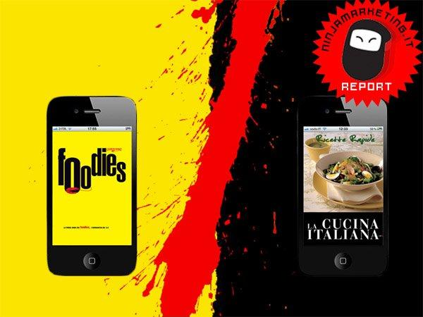 Foodies: Nuove Apps for Food Lovers di La Cucina Italiana e Gambero Rosso