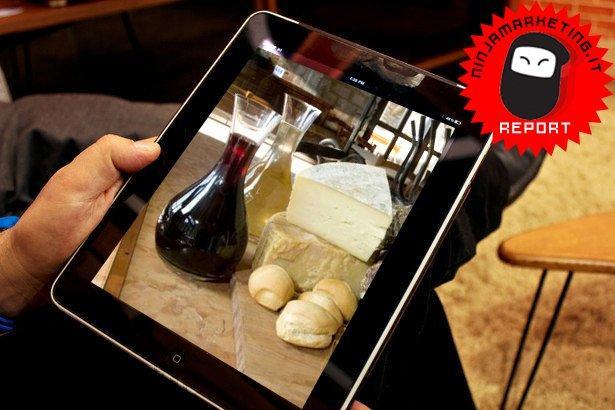 Umbria App: sviluppo del turismo enogastronomico via mobile