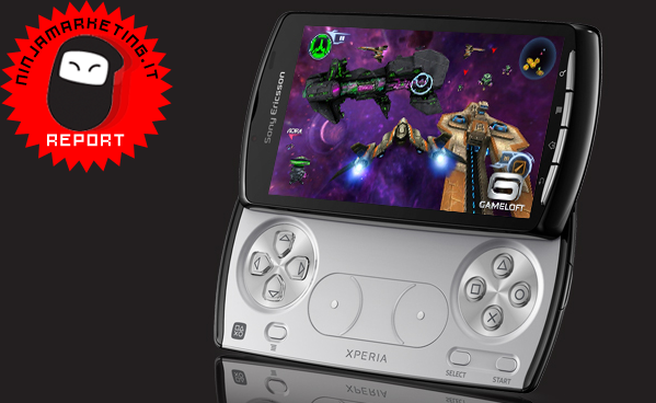 Xperia Play: promozione con 3 giochi in regalo [BREAKING NEWS]