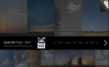 Clouds 365. Il progetto di un artista tra le nuvole [SPECIALE WEBBY AWARDS]