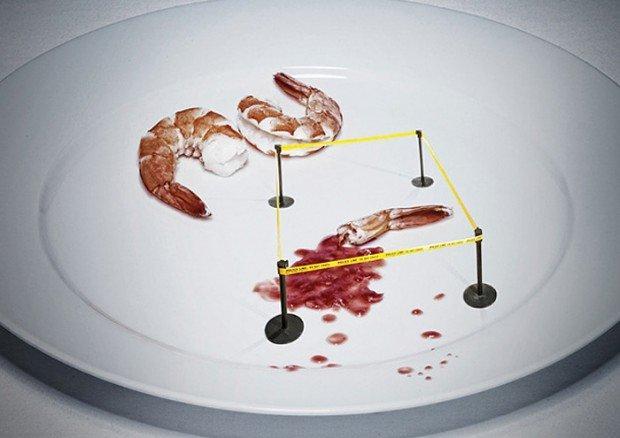 25 creatività sul cibo [FOOD]
