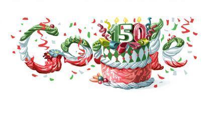 L'omaggio di Google per i 150 anni d'Italia