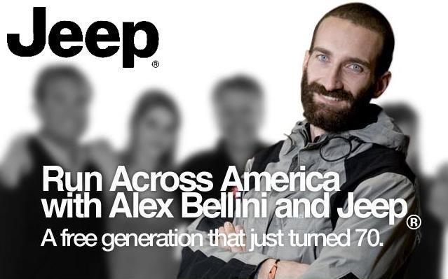 Jeep People ed Alex Bellini: storie di vite non convenzionali