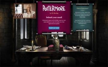 J.K. Rowling lancia Pottermore