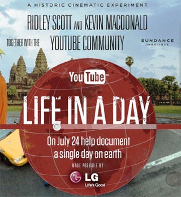 Life in a day: invia la tua domanda a Kevin Macdonald