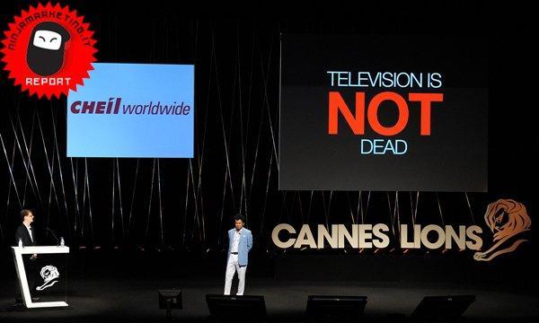Social tv, consigli di vita da Google, crowdsourcing e l'umanità dei brand per Leo Burnett: Report di Cannes 2011
