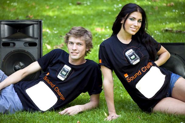 EcoGadgets Glastonbury: ricarica il tuo device a suon di musica!