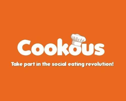Gli home restaurant diventano social con Cookous