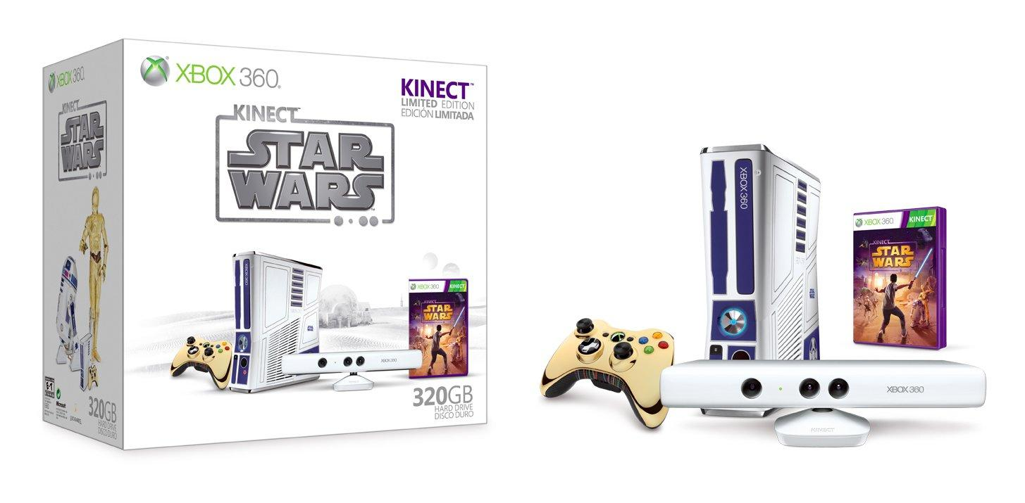 LucasArts e l'Xbox 360 Star Wars Edition