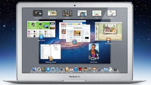Mac OS X Lion: l'evoluzione Apple