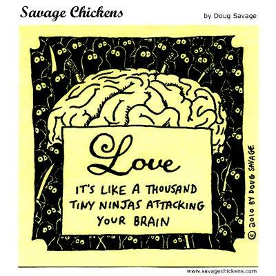 Post-it a vignette: i comics di Doug Savage