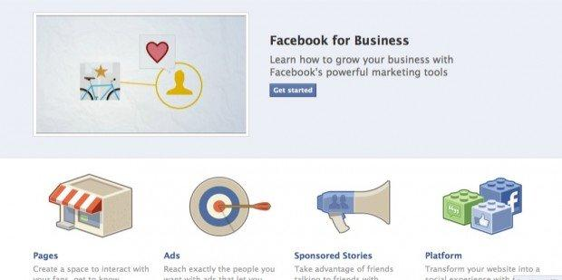 Facebook lancia Facebook for Business