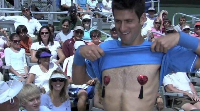 Gli spot più amati e condivisi sul Tennis