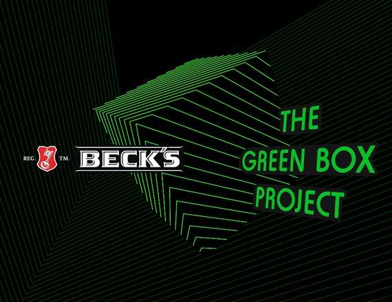 Beck's premia la tua creatività col Green Box project