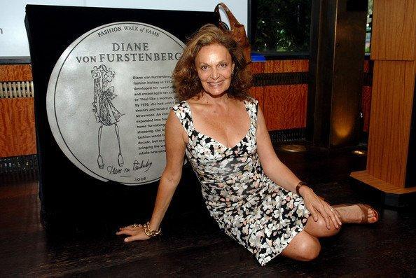 Diane von Furstenberg e lo shopping esclusivo su Facebook