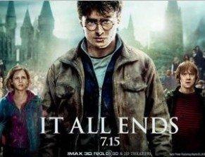 Harry Potter e l'ultima magia sui social media