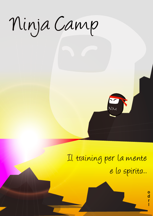 Pronti? Arriva il Ninja Summer Camp! [EVENTO]