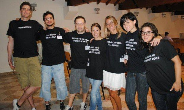 Ninja Summer Camp 2011 – la seconda giornata