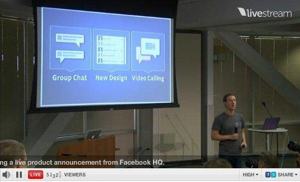 La video chat arriva su Facebook [HOW TO]