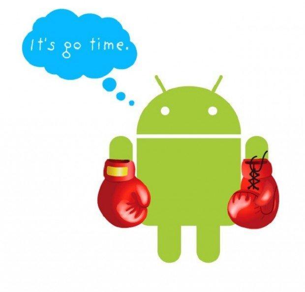 Android assediato nella guerra dei brevetti!
