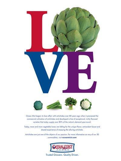 Pubblicità e amore, una gallery visiva di Lovemarks dal mondo