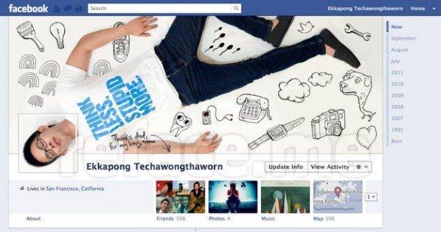 Facebook Timeline mania, 10 utilizzi creativi [GALLERY]