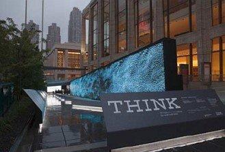 THINK Exhibit di IBM, una mostra su 100 anni di progresso tecnologico