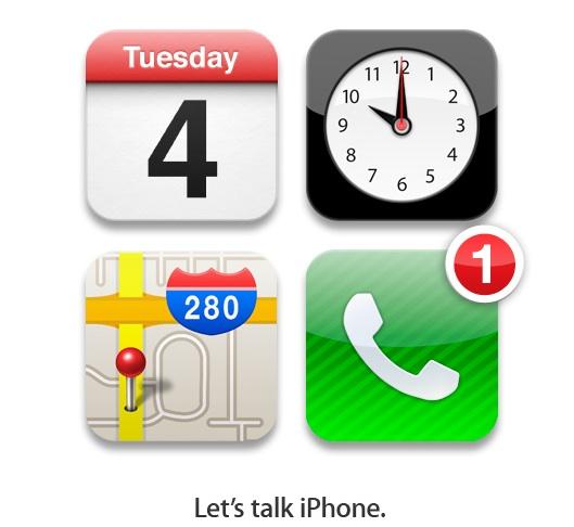 IPhone 5: Apple conferma l'evento del 4 ottobre! [BREAKING NEWS]