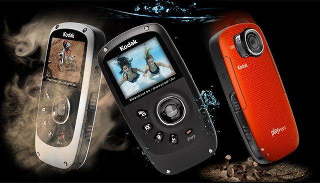 Kodak Playsport Zx5: in vacanza con Ninja Marketing