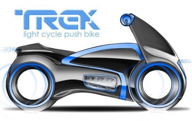 La bici per i vostri bambini: ecco il concept presentato al TrekWorld