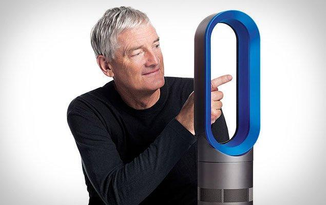 Termoventilatori Dyson: la stanza è hot, il design è cool