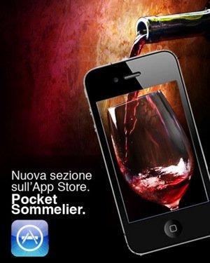 Pocket Sommelier: una nuova sezione dedicata ai wine lovers sull'App Store!
