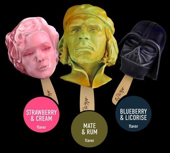 Con l'agenzia Stoyn anche il gelato può essere design