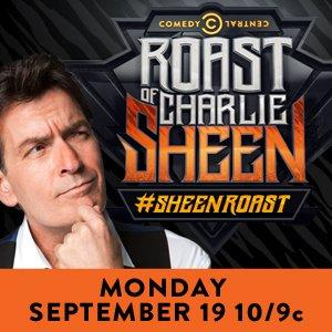 Charlie Sheen Roast: i Social danno spettacolo