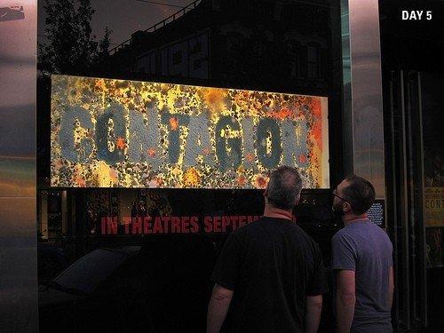 Contagion, l'ambient davvero virale di Warner Bros Canada