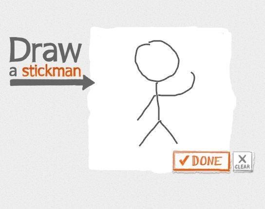 Draw a Stickman: crea il tuo personaggio e aiutalo nelle sue avventure