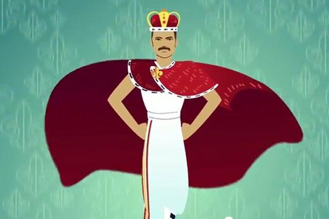 Il Google Doodle di oggi è tutto per Freddie Mercury!