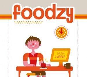 Foodzy, il social game per mangiare sano
