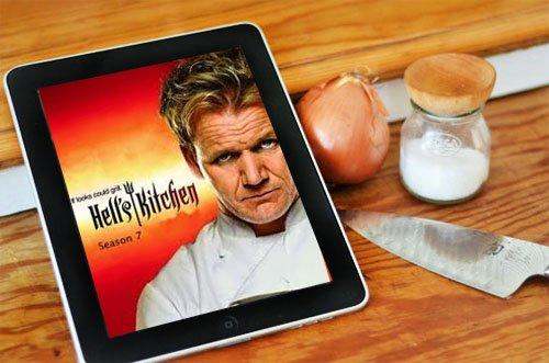 I migliori 5 Tv Show per Food Lovers da gustare su iPad e iPhone