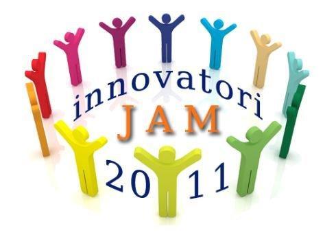 Innovatori Jam 2011: l'innovazione italiana a portata di click! [EVENTO]