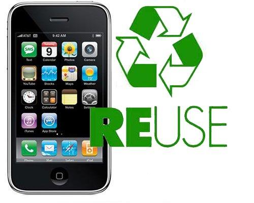 iPhone ad impatto zero: 5 nuovi usi per il vostro vecchio device!