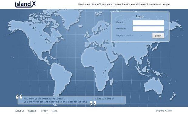 Island X: il Social Network riservato solo ai membri internazionali