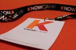 KnowCamp: l'8 e il 9 ottobre la parola va ai partecipanti [EVENTO]