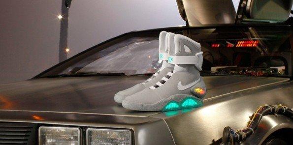 Nike Mag, all'asta le scarpe di Ritorno al Futuro