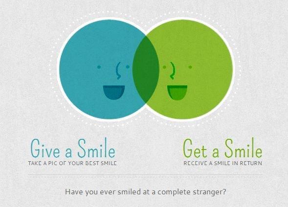 Two of us, la piattaforma per scambiare sorrisi con uno sconosciuto