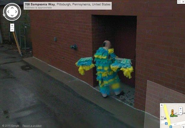 Google Maps, 10 street view non convenzionali!