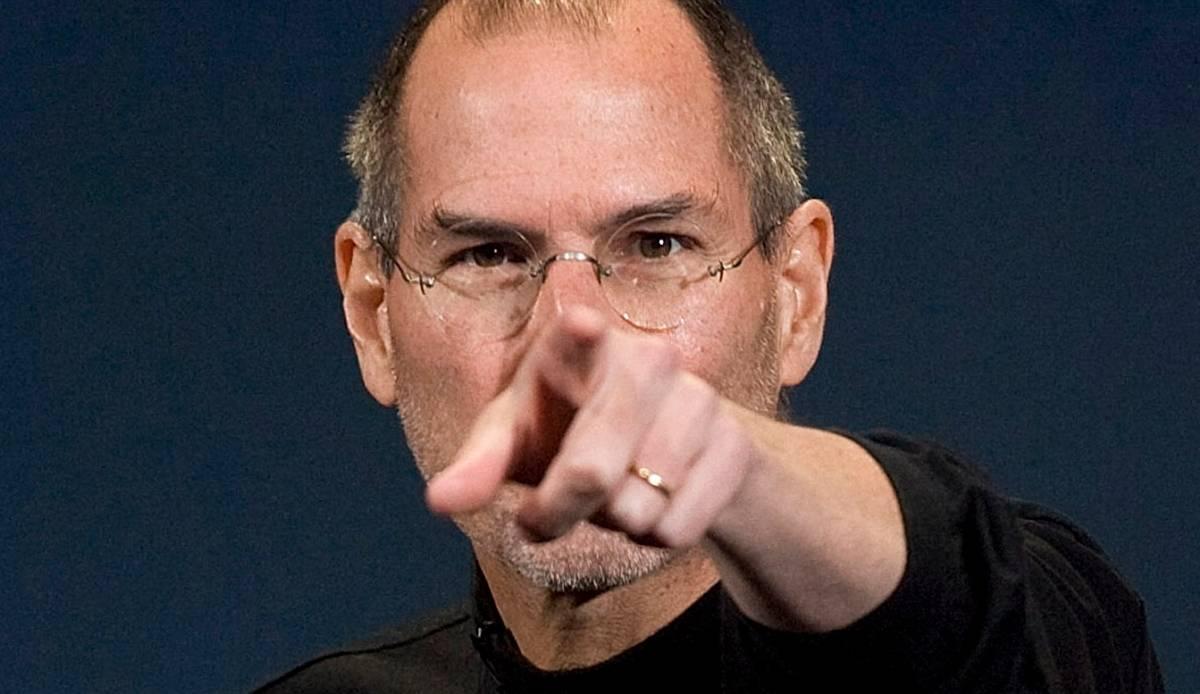 La vita di Steve Jobs in 5 tappe