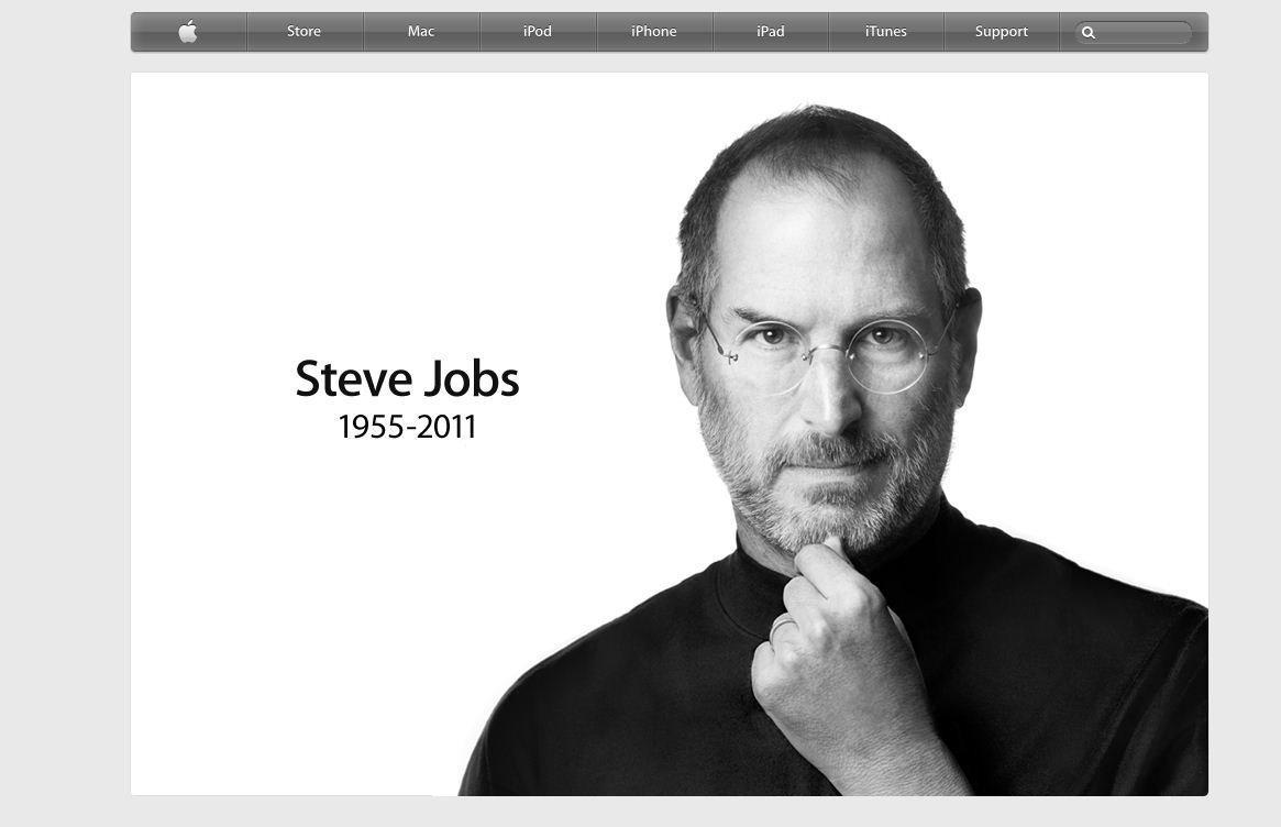 Memorial - Steve Jobs